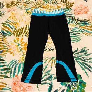 Lululemon athletic crop pants